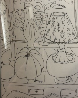 Jemma Powell, Still Life with Pumpkin