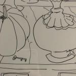 Jemma Powell, Still Life with Pumpkin 3
