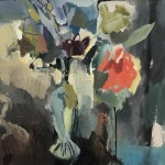 Jemma Powell, Vase Flowers with Red Tulips 2