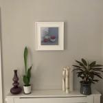 Jonquil Williamson Pittisporum and Plums in situ Wychwood Art