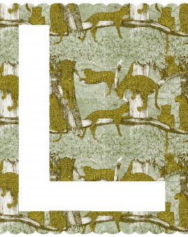L is for Leopard copy