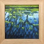 Lakeside Puddle study 1 – Alexandra Buckle