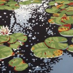 Lilies and Reflections - Alexandra Buckle