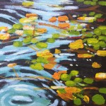 Lilies and Ripples study 1