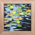 Lilies and Ripples study 2 – Alexandra Buckle