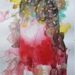 Melted Fab, Gavin Dobson, Watercolour and gouache