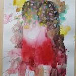 Melted fab, Gavin Dobson, Watercolour5