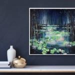 Moonlight lilies in situe wychwood art.jpeg