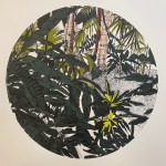Nature – Nice to have you a round, 6 colour screen print, diameter 31cm, paper size 38x37cm, edition of 100, unframed retail price £150