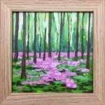 Pinkbells study 1 – Alexandra Buckle