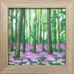 Pinkbells study 2 – Alexandra Buckle