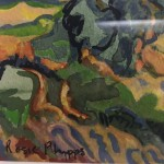 Rosie Phipps, Fauvist Cotswolds 2