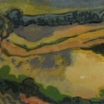 Rosie Phipps, Fauvist Cotswolds 6