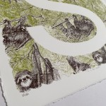 S is for Sloth Clare Halifax 6