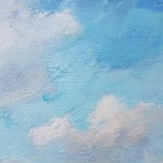 Sharon Williams Blue Skies Bright Art b