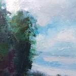 Sharon Williams Blue Skies Bright Art d