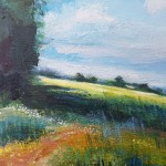 Sharon Williams Blue Skies Bright Art e s