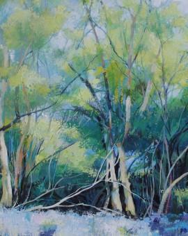 Sharon Williams Bruern Woods Original Art