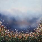 Sophie Berger – Distant thunder- 80 x 80 cm main image