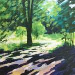 Summer Tree Glow study 1