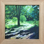 Summer Tree Glow study 1 – Alexandra Buckle