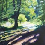 Summer Tree Glow study 2