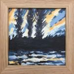 Sunset Ripples study 2 – Alexandra Buckle
