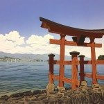 Torii Sea View – Alexandra Buckle larger