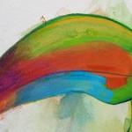 Toucan, Gavin Dobson, watercolour2