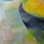 Toucan, Gavin Dobson, watercolour3
