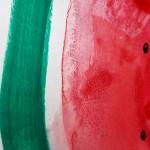 Water melon, Gavin Dobson, Watercolour3