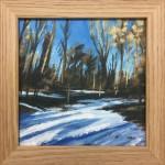 Woodland Snow study 2 – Alexandra Buckle