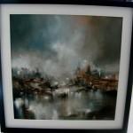 city dwqelling in frame