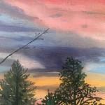 daisy clarke ,home,painting