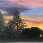 daisyclarke,home, painting