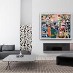 Adam Bartlett Contemporary Abstract Painter