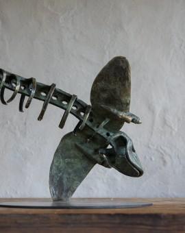 Adam Warwick Hall -HERRINGKEL Mk IIIa -1 of 12 - Wychwood Art a