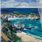 Angela Webb St Ives Porthminster Beach Affordable Art 2 Wychwood Art
