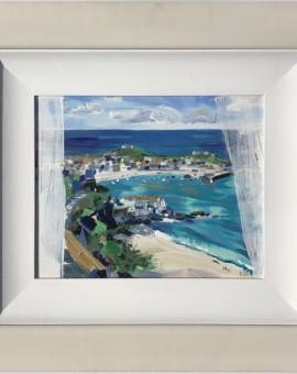 Angela Webb St Ives Porthminster Beach Affordable Art 5 Wychwood Art