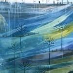 Anya Simmons-Blue Ridge Valley 2-Wychwood Art