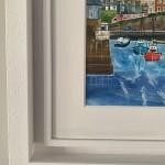Anya Simmons-Mevagissey Harbour-Insitu 2-Wychwood Art