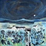 Anya Simmons-Moon Ridge Valley 2-Wychwood Art