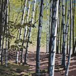 Bamboo Shade – Alexandra Buckle
