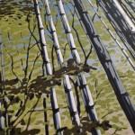 Bamboo Shade close up 2