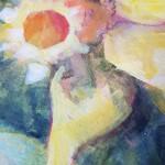 Daffodil, Gavin Dobson, Watercolour2