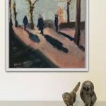 Eleanor Woolley Landscape Painting