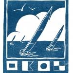 Fiona Carver Sailing Wychwood Art