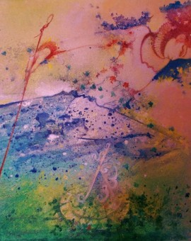 Gerard Tunney.Midsummer  Ballet Suite.Dancer with sundial.Wychwood Art.jpeg
