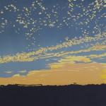 Jennifer Jokhoo October dusk