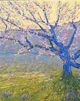 Lee Tiller - Souvenir d'espoir Avril 2020 - Wychwood Art